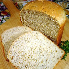 Asiago Herb Bread (one pound loaf)