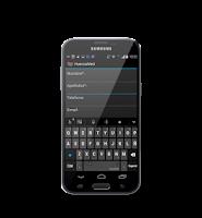 Screenshot of HuecosMed