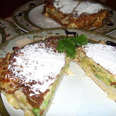 California Avocado Monte Cristo