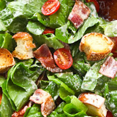 Martha Stewart's BLT Salad With Buttermilk Dressing