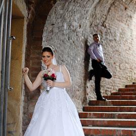 by Sasa Rajic Novi Sad - Wedding Bride & Groom