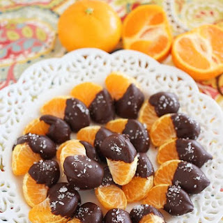 Orange Party Food Recipes