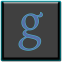 BlueSpace Theme GO Launcher icon