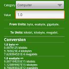 Auto unit converter Pro icon