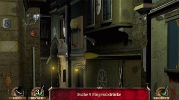 Screenshot of Jekyll&Hyde Hidden Object Demo