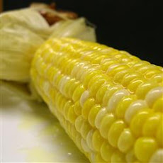 Juicy Grilled Corn On The Cob