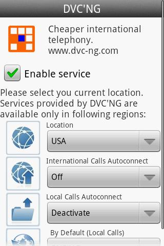 dvcCall