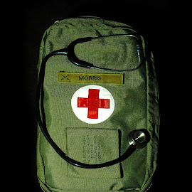 Medical Bag by Tim Morris - News & Events Health ( medic,  )