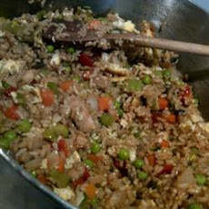Day Before Pay Day Fried Rice