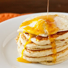 Mother's Day Buttermilk Pancakes