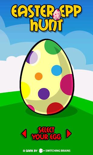 Easter Epp Hunt