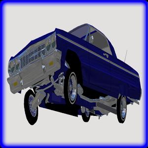 Cover art Lowrider Car Game Premium