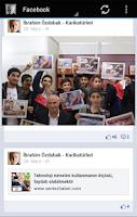 Screenshot of İbrahim Özdabak Karikatürleri