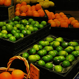 Limes At Their Finest by Rhonda Rossi - Food & Drink Fruits & Vegetables (  )