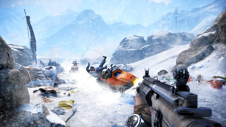 Far Cry 4 devs aiming for 1080p on both PS4 and Xbox One