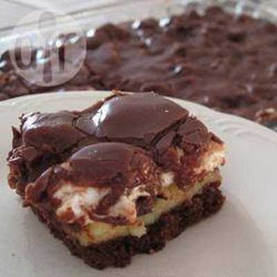 Marshmallow Fudge Slices