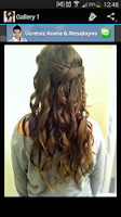 Screenshot of Curly Hairstyles