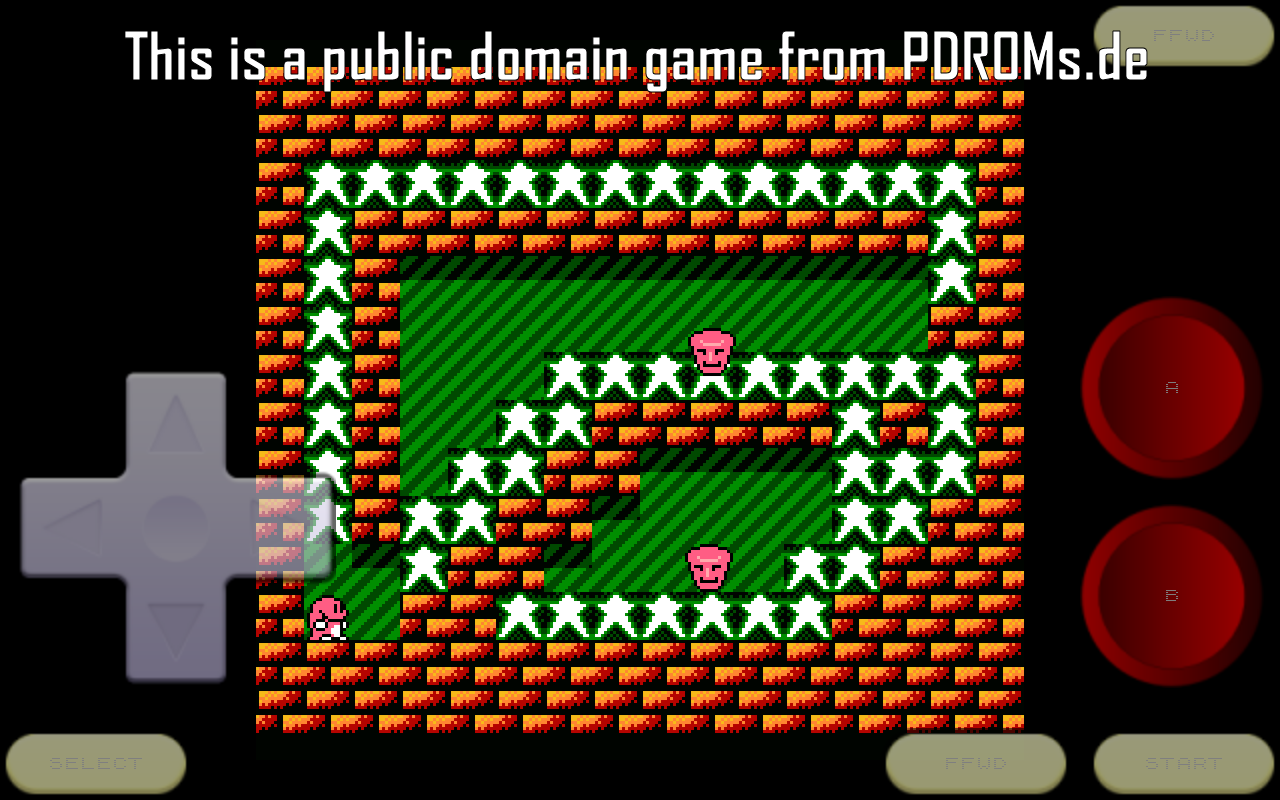 iNES - NES Emulator Screenshot 2