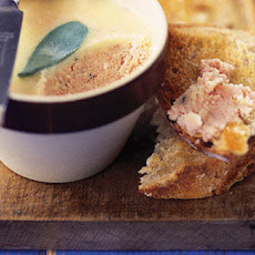 Potted Ham With Mustard