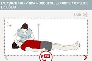 Screenshot of Dr Drauzio Primeiros Socorros