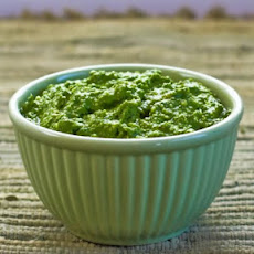Basil Pesto with Lemon