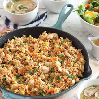 Chinese Brown Rice Recipes