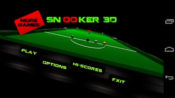 Screenshot of Snooker 3D