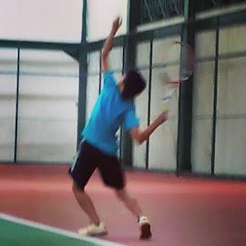 Dmitri Satyadeva Sugiarta by Kurniadi Sugiarta - Sports & Fitness Tennis (  )