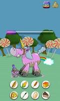 Screenshot of Unicorn Fart Surprise Free