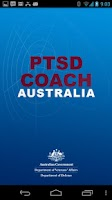 Screenshot of PTSD Coach Australia