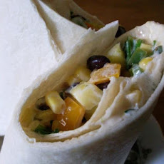Johnny Jalapeno's Fiesta Wraps