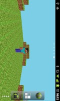 Screenshot of Craft Skin 3D Live Wallpaper