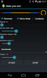App SmoothProgressBar Demo apk for kindle fire