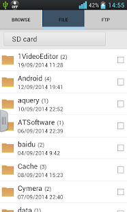 Smart Explorer, File Manager - screenshot