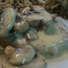 Amazing Pork Chops in Cream Sauce