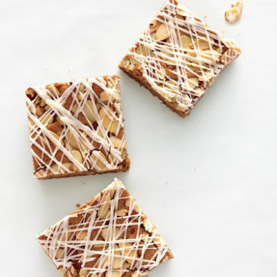 Chewy Irish-Coffee Blondies
