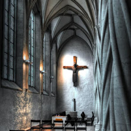Braunschweig Cathedral#desertvikingphotography by Jason Kelly - Buildings & Architecture Places of Worship