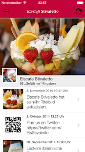 Eiscafe Stivaletto - screenshot