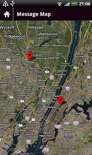 【免費通訊App】Local Area Messaging-APP點子