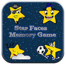 Star Faces Memory Game