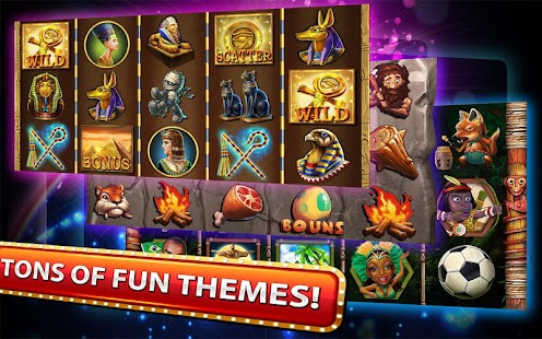 Game Slots Fever - Free Slots APK for Windows Phone