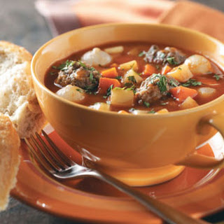 Meatball Stew With Tomato Soup Recipes