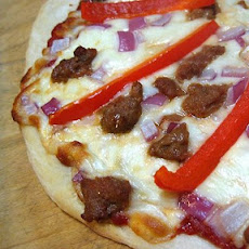 Slow Rise Pizza Crust