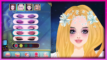 Screenshot of Fairies and Elves - Fairy Game