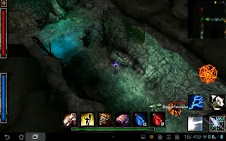 Screenshot of Deprofundis: Requiem