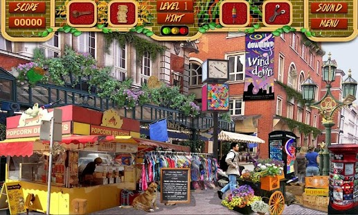 Big City - Free Hidden Object - screenshot
