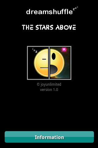 Dreamshuffle The Stars Above