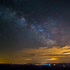 by Blaine Stauffer - Landscapes Starscapes ( stars, milky way )