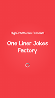 Screenshot of One Liner Jokes Factory