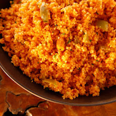 Spanishy Couscous Salad Recipe